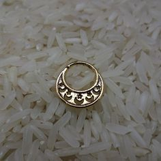 Indian SeptumFake Septum Piercing SeptumFaux by TheEthnicJewels