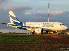 Libyan Wings --- Airbus A319 --- 5A-WLA | 1st Aircraft for Libyan Wings