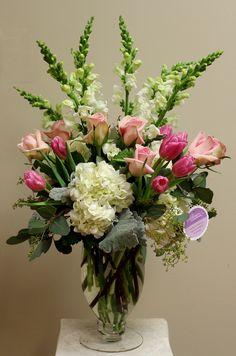 Lush And Beautiful floral design wedding decor floral arrangement