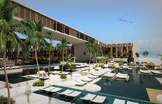 Artist rendering - Hyatt Playa del Carmen - Opening Spring 2015