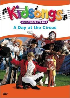 Kidsongs - A Day at the Circus DVD ~ Alexandra Picatto, http://www.amazon.com/dp/B00006LPE2/ref=cm_sw_r_pi_dp_wZvjsb1YCWA8X