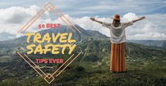 Solo travel makes you the captain of your ship, in a very real sense. It also makes you solely responsible for your own safety. Read on for 50 of the best travel safety tipsevery female traveller needs to know. First up, no woman should ever have to think twice about fending off unwanted attention, or have to use the boyfriend or husband excuse to be safe. Let's all agree that this article should not exist. But sometimes, and in some places, taking care of yourself – even when you…