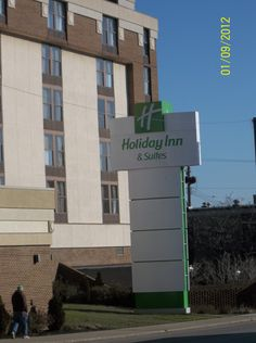 Holiday Inn in Downtown Mansfield, Ohio
