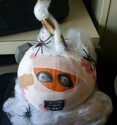 My pumpkin for contest lol
