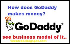 How GoDaddy Make Money? it's brand strategy. Cedar Rapids, Business Branding, How To Make Money, Company Logo, Models, Templates, Fashion Models