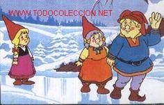 """SERIES DE MI INFANCIA II <BR> <BR>""""Noeli"""" <BR> <BR>En la Ponia, hace frío, <BR>pero yo me rio, <BR>el abuelo Chulupuki, <BR>es amigo mio. <BR> <BR>Noeli, Noeli, <BR>que feliz, que feliz, <BR>soy aqui. <BR>Noeli, Noeli, <BR>siempre feliz. <BR> - Fotolog"""