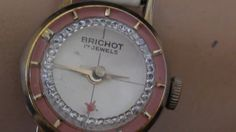 Vintage Brichot 17 Jewels Watch Working  by LuisBlindFinds on Etsy, $36.00