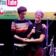 Troyler holding hands!!!!!!!!!! But look at Troyes face at the end. He's like, yeah I'm gonna make this happen