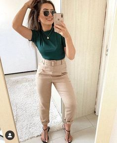 Cute Work Outfits, Basic Outfits, Teen Fashion Outfits, Curvy Outfits, Casual Fall Outfits, Work Fashion, Classy Outfits, Stylish Outfits, Beautiful Outfits
