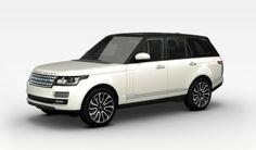 Range-Rover Autobiography