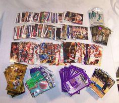 NBA Basketball Cards Mixed Lot 2.5 Lbs. circa 1998 1999 2000 Loose Oopened Packs @eBay #ebay #GotPicks