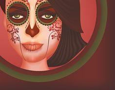 "Check out new work on my @Behance portfolio: ""Catrina"" http://be.net/gallery/40783495/Catrina"