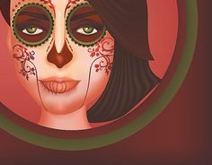 "Check out new work on my @Behance portfolio: ""Catrina"" http://be.net/gallery/40783495/Catrina"