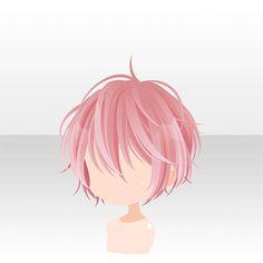 ガーリー♥スイートタイム|@games -アットゲームズ- Anime Boy Hair, Manga Hair, Pelo Anime, Chibi Hair, Estilo Anime, Kawaii Chibi, Hair Reference, Character Design Animation, Anime Eyes