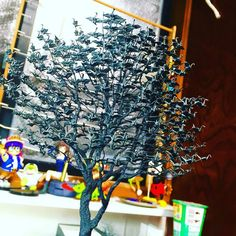 Incredible Bonsai Trees Made Of 1000s Of Miniature Origami Cranes By Naoki Onogawa - Part 2