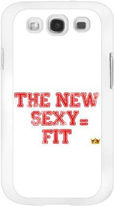 Ece Vahapoğlu - The New Sexy = Fit - Kendin Tasarla - Samsung Galaxy S3 Kılıfları
