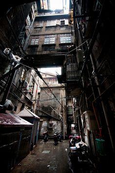 shanghai backyard by mav_at, via Flickr