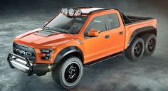 Insane 600bhp F-150 Raptor revealed - Ford Transit Direct