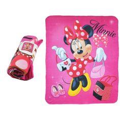 Disney Minnie - 120 x 140 cm