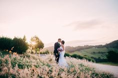 Courtney & Rhys' Summergrove Estate Wedding <3