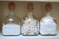 Patron Bottles