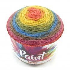 I am totally in love with all colour combinations of this PAINT yarn of Autumn / Winter from Katia Laine Katia, Fall Winter, Autumn, All The Colors, Knit Crochet, Projects To Try, Knitting, How To Make, Handmade