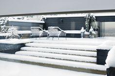 Terrace winter