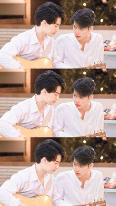 """the series❤ ❤Vì chúng ta là một đôi ❤ """"𝙄 𝙝𝙖𝙫𝙚 𝙗𝙚𝙚𝙣 𝙞𝙣𝙩𝙤𝙭𝙞𝙘𝙖𝙩𝙚𝙙 𝙗𝙮 𝙩𝙝𝙚𝙞𝙧 𝙡𝙤𝙫𝙚 ! (⸝⸝⸝ᵒ̴̶̷̥́ ⌑ ᵒ̴̶̷̣̥̀⸝⸝⸝) Tine x Sarawat Bright Wallpaper, Couple Wallpaper, Aesthetic Colors, Aesthetic Anime, Pretty Boys, Cute Boys, Learn Mandarin, Bright Pictures, Chinese American"""