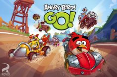 Angry Birds Go for PC - http://androidshowbox.org/angry-birds-go-on-pc/