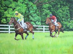 The Chase by Mike Roberts