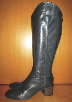 * * * Rocco P. Heeled Boots, Ebay, Heels, Handmade, Fashion, Clothing Accessories, Ladies Shoes, Heel Boot, High Heel Boots