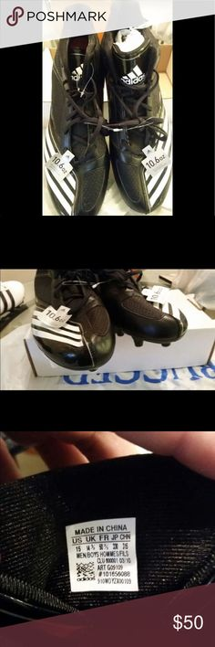 cc9c98652d91 New Adidas Cleats Shoes Size 15 New Adidas Cleats Shoes Size 15 Super Light  weight New Never Worn see pics adidas Shoes Athletic Shoes