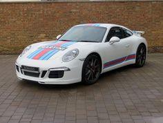2014/14 Porsche 911 Martini Racing Edition for sale   White