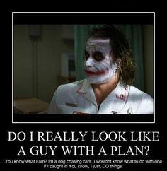He is my favorite joker