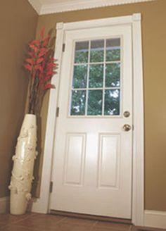 Installing a New Exterior Door http://extremehowto.com/installing-a-new-exterior-door/