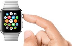 This is the fashion world's reaction to the Apple Watch click here:  http://infobucketapps.com