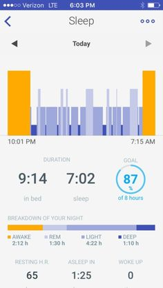 best sleep tracking app on iphone