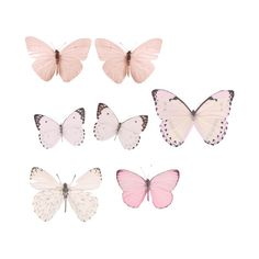 cute sweet freedom pastel butterfly p-e-r-d-i Butterfly Kisses, Pink Butterfly, Borboleta Tattoo, Papillon Rose, Friday Love, Sterling Jewelry, Laura Lee, Pretty In Pink, Images