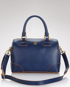 My Hell Of A Life – Tory Burch Mini Leather Satchel