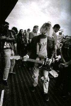 Kurt Cobain #kurt #cobain