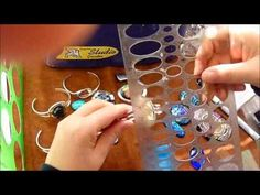 Making a Dichroic Glass Cabochon: Runner Up, Jewelry Category, Paragon Kiln Video Contest - YouTube