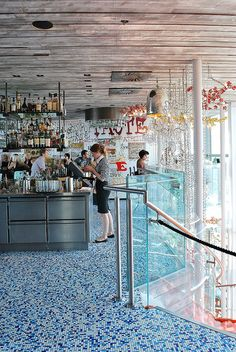 Duck & Waffle | London by Camila.rd, via Flickr