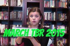 March TBR 2015
