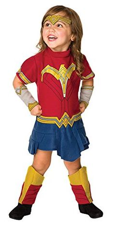 Wonder Woman+costumes Products : Justice League Movie Wonder Woman Romper Costume Toddler