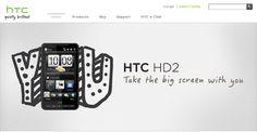 HTC HD2 ad