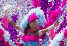 August 2013 Festivals in Toronto: The Scotiabank Caribbean Carnival