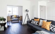 By extending and altering the downstairs layout of their Victorian semi-detached, Anjali and Dru Patel have created a stylish, open-plan home that's perfect for their growing family