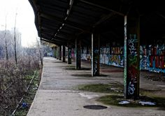 Warszawa Główna Osobowa. #abandoned #station #trains