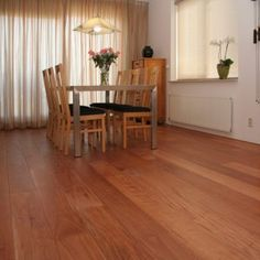 Walnut hardwood floors