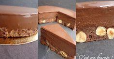 Comment ai-je pu bloguer pendant près d'un an et demi sans jamais vous proposer de recette d'entremet au chocolat ? Le pire, c'es...